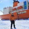 """「""""南極""""が勤務地です!」。南極越冬隊の一員として、昭和基地の通信環境を"""